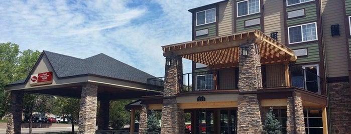 Best Western Plus Peak Vista Inn & Suites is one of Posti che sono piaciuti a icelle.