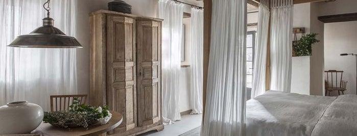 Hotel Monteverdi Tuscany is one of Tuscany Lifestyle Guide.