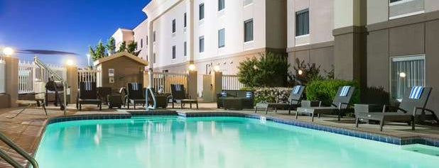 Hampton Inn by Hilton is one of West Texas: Midland to El Paso.