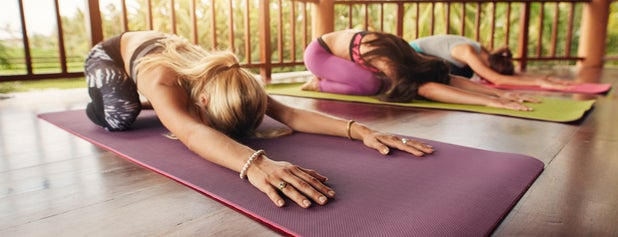 Joy Yoga Center is one of ✌Em💋 님이 좋아한 장소.