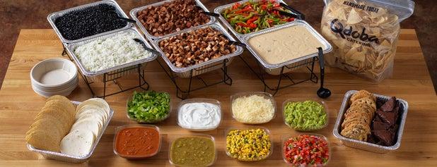 QDOBA Mexican Eats is one of Locais curtidos por Jon.