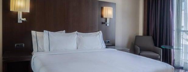 AC Hotel Ciudad de Sevilla is one of Orte, die Joanne gefallen.