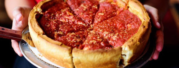 Giordano's is one of Dekalb.
