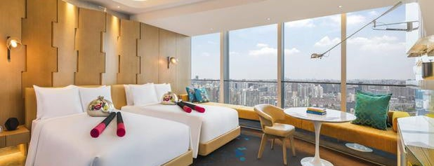 W Shanghai - The Bund is one of Hotels.
