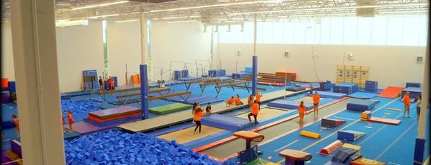 Arizona Sunrays Gymnastics & Dance Center is one of Krystal'ın Beğendiği Mekanlar.