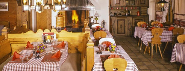 Restaurant Laterne is one of Interlaken.