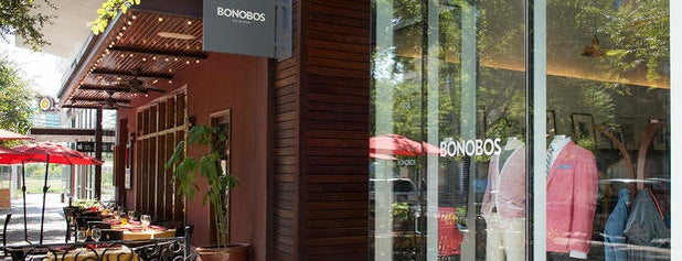 Bonobos is one of Austin List.