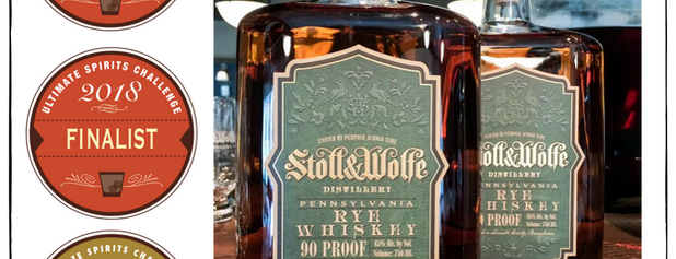Stoll and Wolfe Distillery is one of Posti che sono piaciuti a Michael.