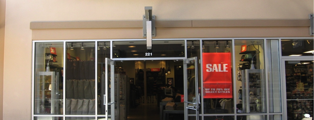 Oakley Vault is one of Shopping/Services.