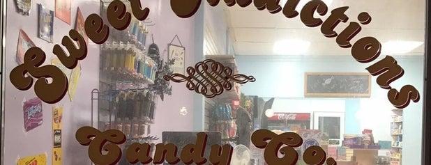 Sweet Addictions Candy Co is one of Natalia : понравившиеся места.