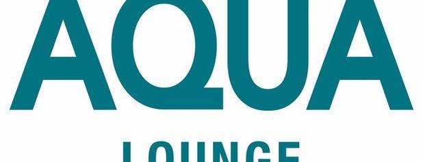 Aqua Lounge is one of Sagy : понравившиеся места.