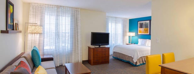 Residence Inn Hartford Rocky Hill is one of Road trip BOS to PHL.