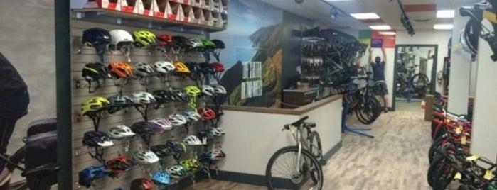 Pedalinx Bike Shop is one of Lugares favoritos de Matty.