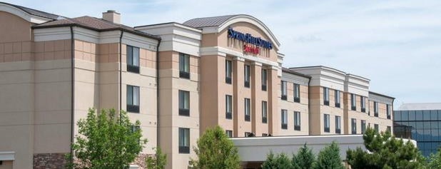 SpringHill Suites Colorado Springs South is one of AddPepsi.