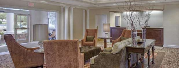 Homewood Suites by Hilton Olmsted Village (near Pinehurst) is one of Places I've stayed.