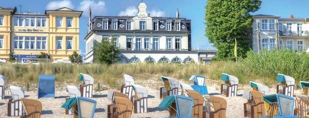 SEETELHOTEL Strandhotel Atlantic is one of Lieux qui ont plu à Lasse.