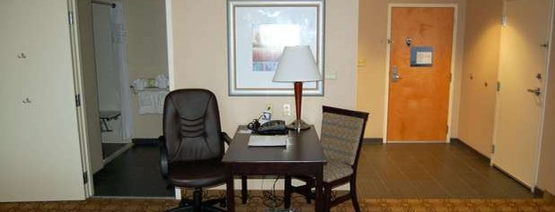 Hampton Inn & Suites Charlotte Airport is one of AT&T Spotlight on Charlotte, NC.