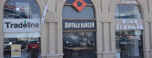 Buffalo Burger is one of Posti che sono piaciuti a Isra'.