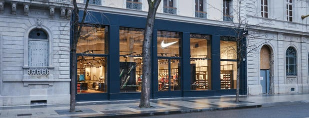 Nike Store is one of Lyom.