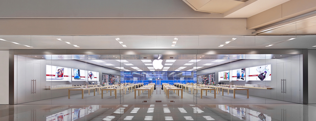 Apple MixC Chengdu is one of Chengdu.