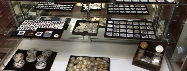 Fort Worth Coin Company, Inc. is one of lilianさんのお気に入りスポット.