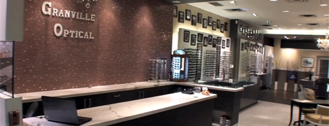 Granville Mall Optical is one of Stores.