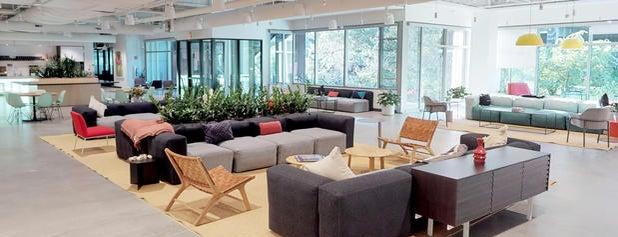 WeWork is one of LA Work Spaces.