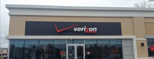 Verizon is one of Lindsayeさんのお気に入りスポット.
