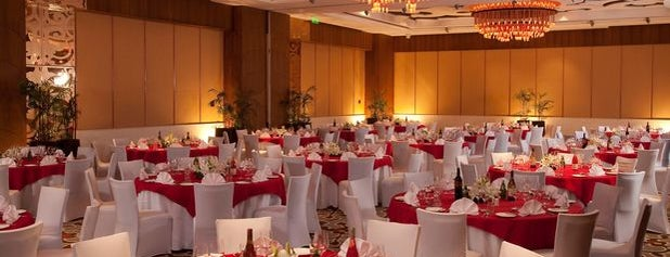 Crowne Plaza is one of DELHI.