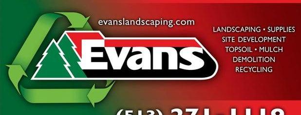 Evans Landscaping is one of Locais curtidos por Rebecca.