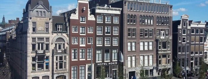 Hotel Rokin is one of Amsterdam.