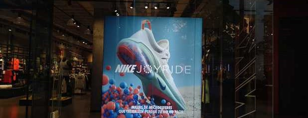 Nike Store La Maquinista is one of Sports & Fashion, I.