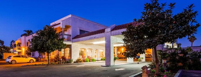 Best Western Camarillo Inn is one of Lieux qui ont plu à Guta.