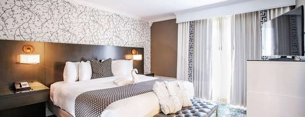 The Burgundy Hotel, Tapestry Collection by Hilton is one of Places I've stayed.