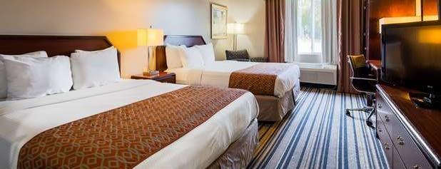 Best Western Harrisburg Hershey Hotel is one of Posti che sono piaciuti a Alberto J S.