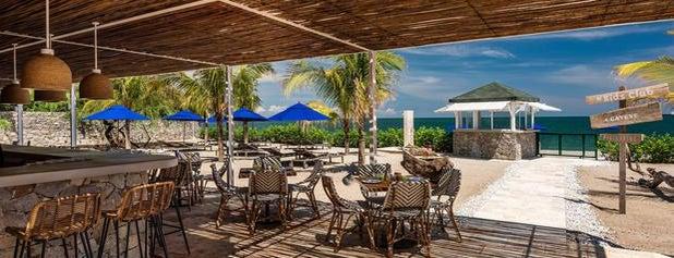 Santa Marta Marriott Resort Playa Dormida is one of Karla : понравившиеся места.