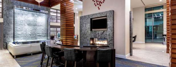 Homewood Suites by Hilton Times Square is one of Tempat yang Disukai Denis.