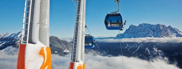 Marienbergbahnen Biberwier is one of Alpes bavaroises et Tyrol autrichien.