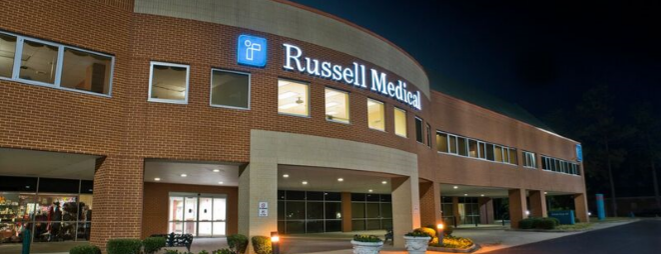 Russell Medical Center is one of Lugares favoritos de Daron.