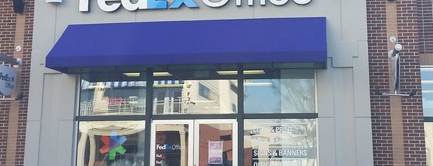 FedEx Office Print & Ship Center is one of AT&T Spotlight on Charlotte, NC.