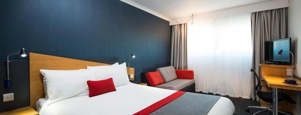 Holiday Inn Express Droitwich M5, Jct.5 is one of Tempat yang Disukai Krzysztof.