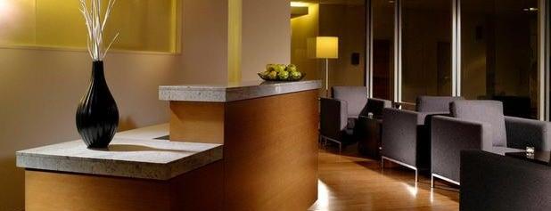 Spa @ Atlanta Marriott Marquis is one of TOMORROWWORLD U.S.A. 2013.