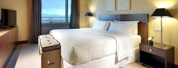 Eurostars Suites Mirasierra is one of Orte, die Paco gefallen.