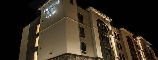 SpringHill Suites by Marriott Dallas Rockwall is one of Locais curtidos por Mary.