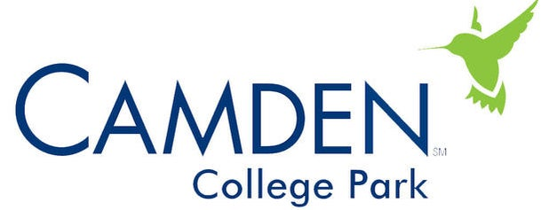 Camden College Park Apartments is one of Posti che sono piaciuti a Ashley.