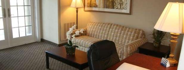 Hampton Inn & Suites Galveston is one of Lugares favoritos de Mike.