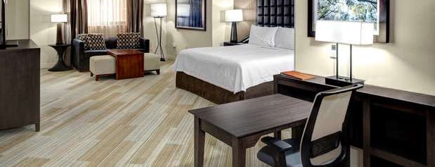 Homewood Suites by Hilton Richmond-Downtown is one of Hotels.