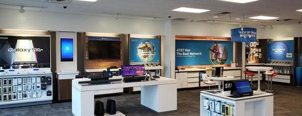 AT&T is one of Orte, die Bayana gefallen.