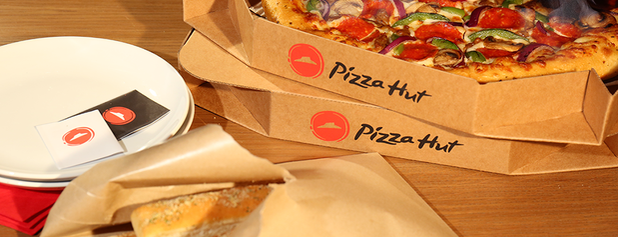 Pizza Hut is one of Safford Arizona.