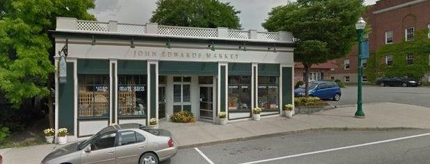 John Edward's Market is one of Dana 님이 좋아한 장소.